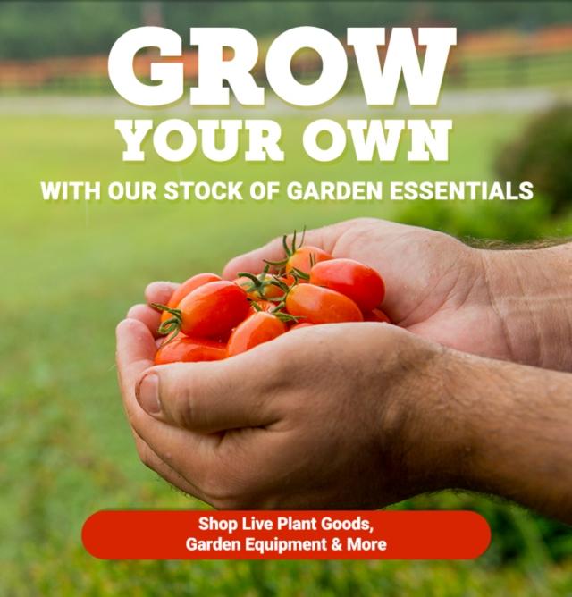 Gardening - Tractor Supply Co.