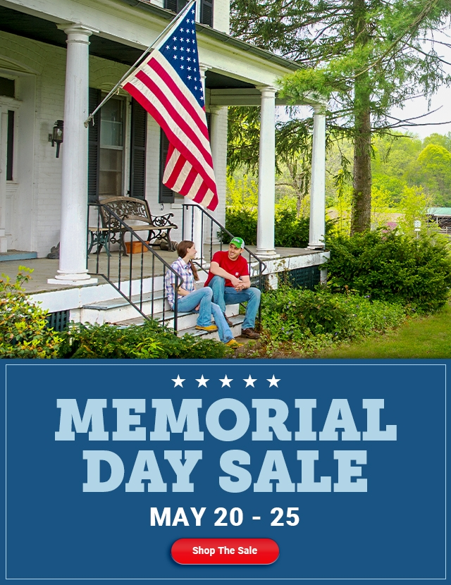 Memorial Day Sale - Tractor Supply Co.