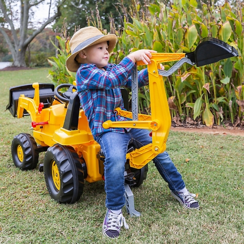 Pedal & Push Toys