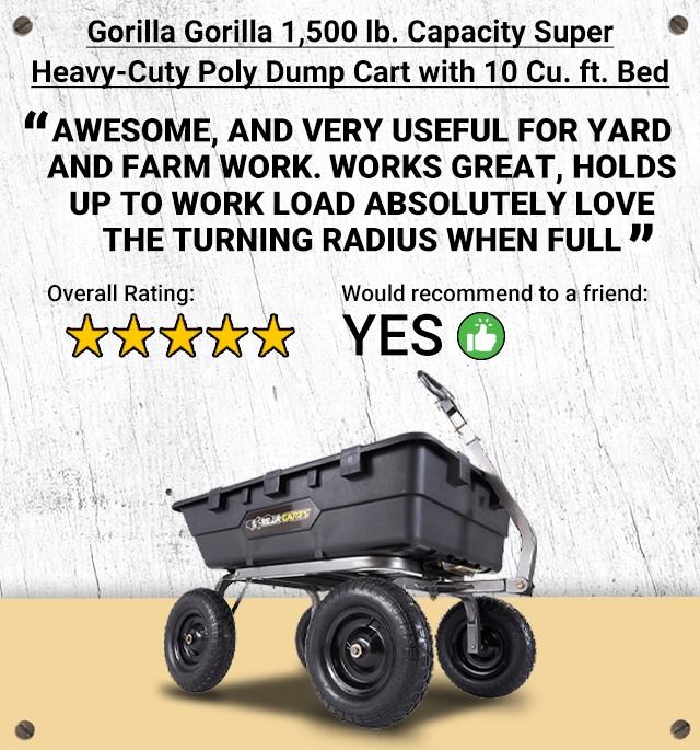 Gorilla - Tractor Supply Co.