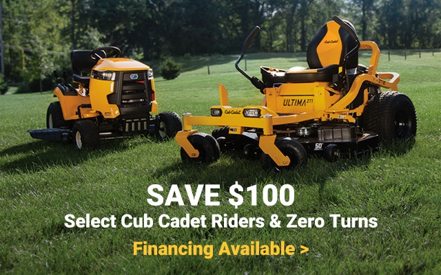 Cub Cadet - Tractor Supply Co.