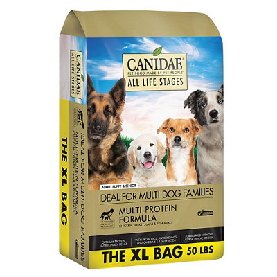CANIDAE Premum Dog Food - Tractor Supply Co.