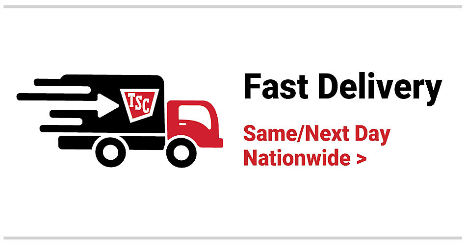Fast Delivery - Tractor Supply Co.