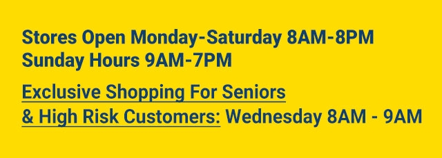 Store Hours - Tractor Supply Co.