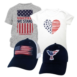 Shop Americana Tee & Hats for the Family at Tractor Supply Co.
