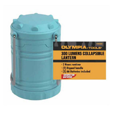 Olympia 300Lm Camping Lantern - Tractor Supply Co.