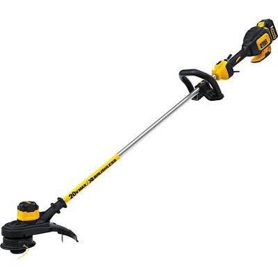 DeWALT 20V MAX* 5.0Ah Lithium-Ion XR Brushless 13 in. String Trimmer - Tractor Supply Co.