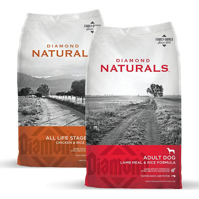 30-40 lb. Diamond Natural Dog Food - Tractor Supply Co.