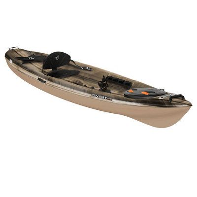 Pelican Covert 120 Angler Kayak - Tractor Supply Co.