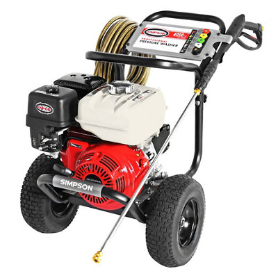 SIMPSON PowerShot 4000PSI 3.5 GPM HONDA Professional Gas Pressure Washer - Tractor Supply Co.