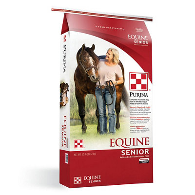 Purina Senior Equine Feed - Tractor Supply Co.