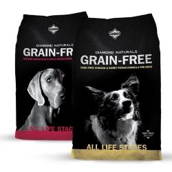 Shop 28 lb. Diamond Naturals Grain-Free Dog Food at Tractor Supply Co.