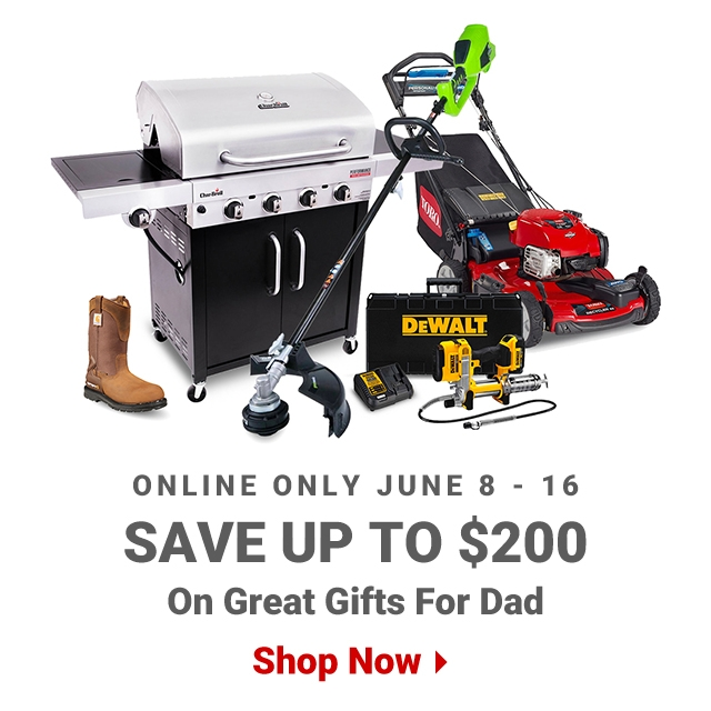 Great Gifts For Dad - Tractor Supply Co.