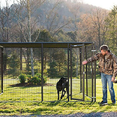 Dog Kennels, Containment & Gates - Tractor Supply Co.
