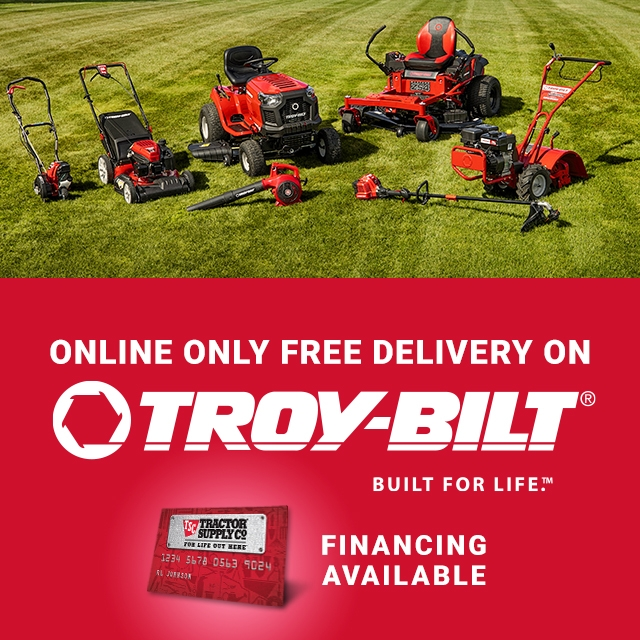 Troy Bilt - Tractor Supply Co.
