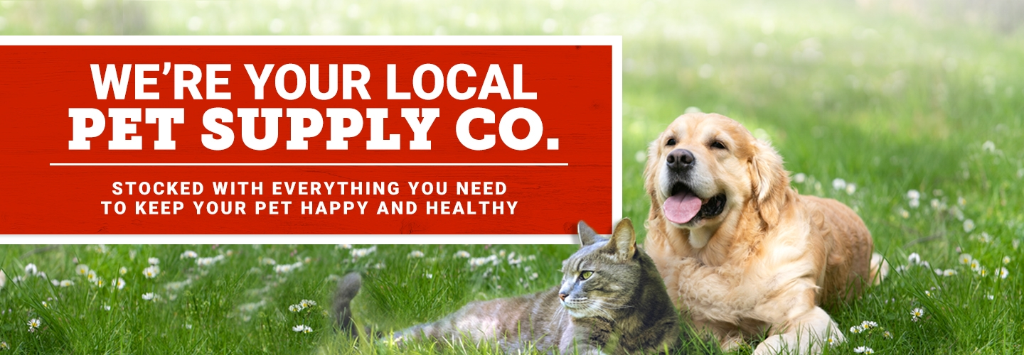 Your Pet Destination - Tractor Supply Co.
