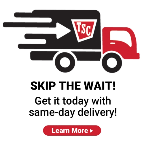 Same Day Delivery - Tractor Supply Co.