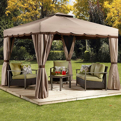 Canopies & Pavillions