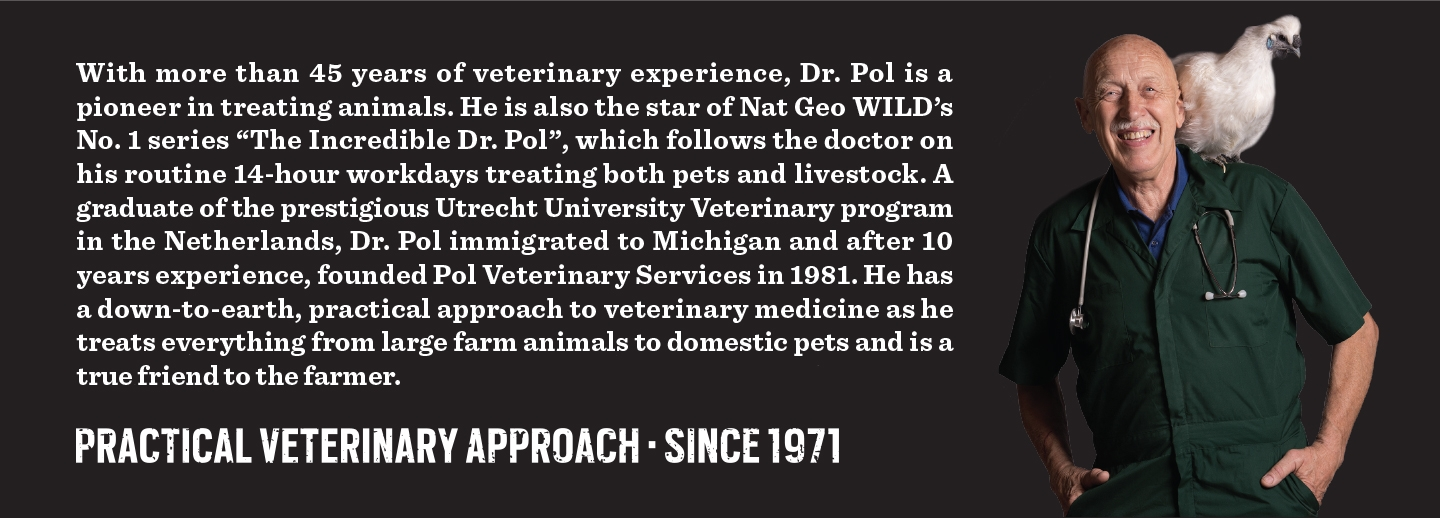 Dr. Pol - Tractor Supply Co.