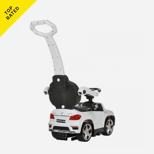 Best Ride-On Cars 4-in-1 Mercedes Push Car