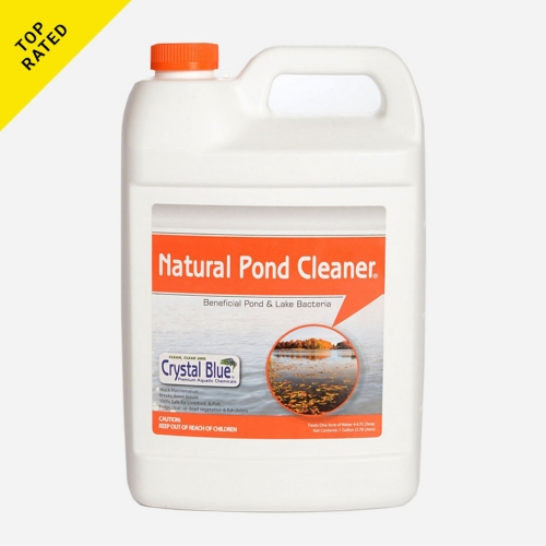 Crystal Blue Natural Pond Cleaner