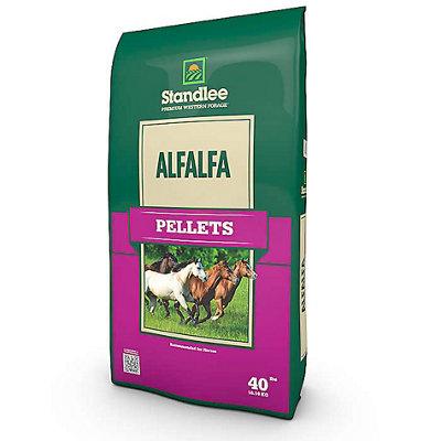 Standlee Premium Western Forage Premium Alfalfa Pellets, 40 lb.
