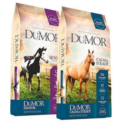DuMOR Equine Feed