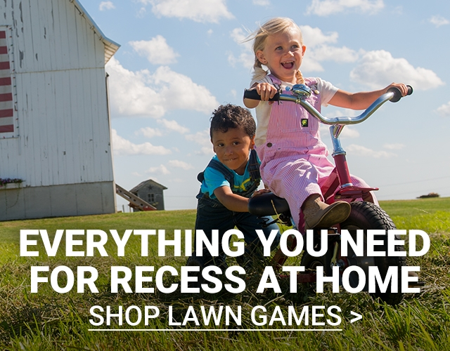 Everything You Need for Recess at Home. Shop Lawn Games.