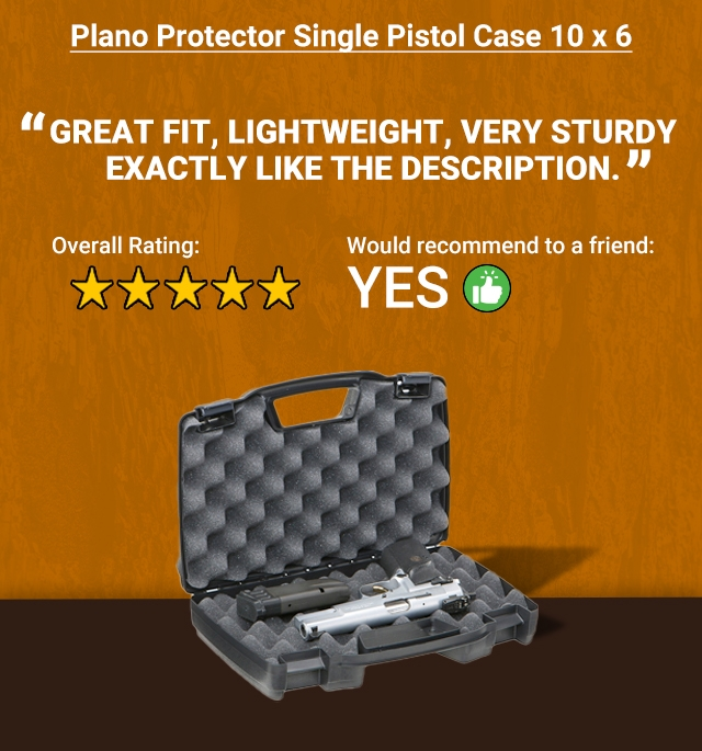 PISTOL CASE - Tractor Supply Co.