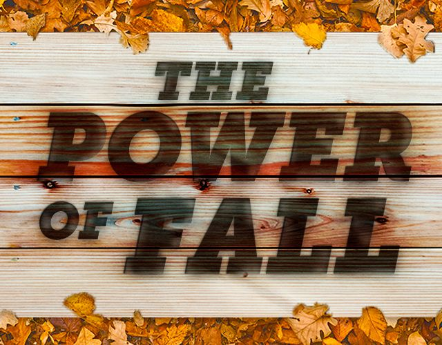 The Power of Fall