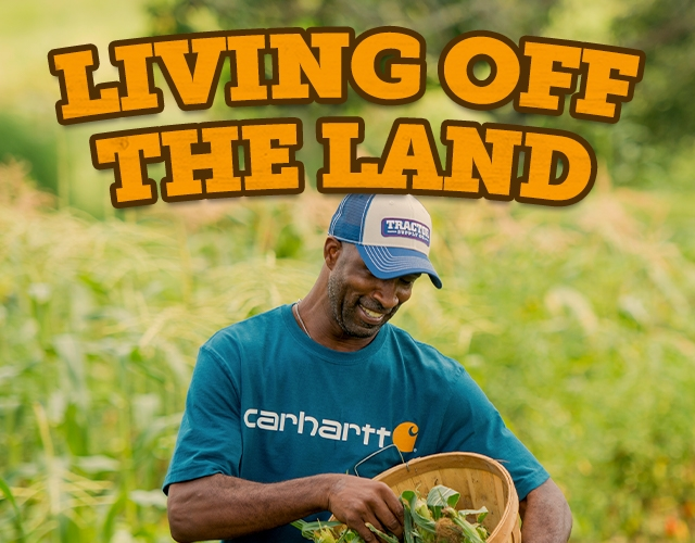 Living Off the Land.