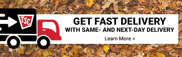 Get Fast Delivery with Same- and Next- Day Delivery. Learn More.