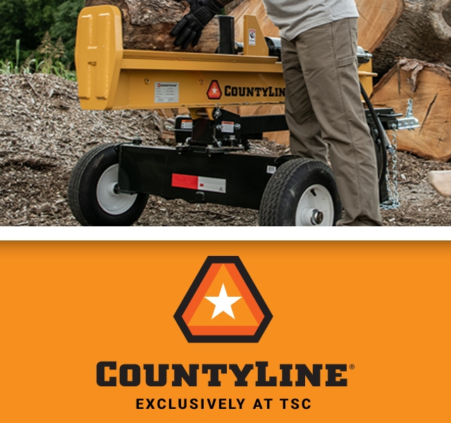CountryLine. Exclusively at TSC.