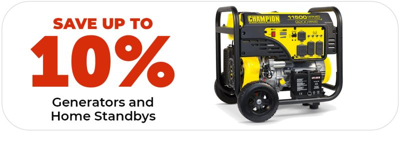 Generator - Tractor Supply Co.
