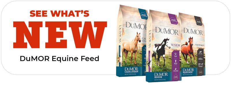 DuMOR Equine Feed - Tractor Supply Co.