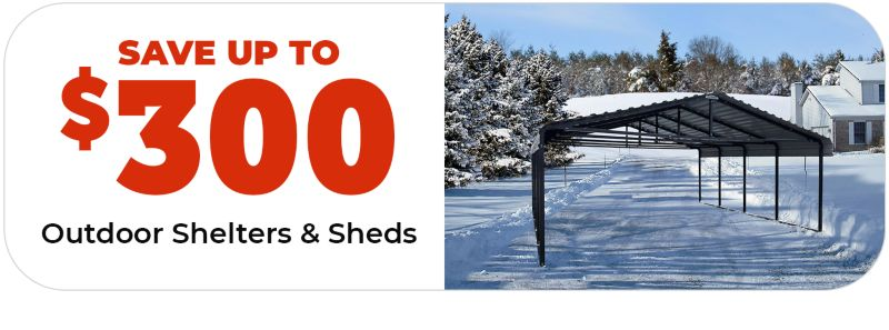 Sheds - Tractor Supply Co.