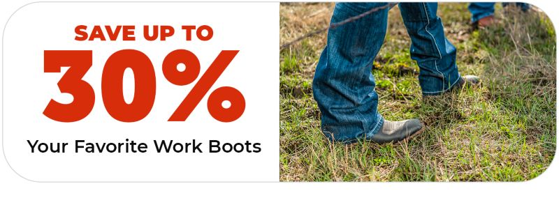 Work Boots - Tractor Supply Co.