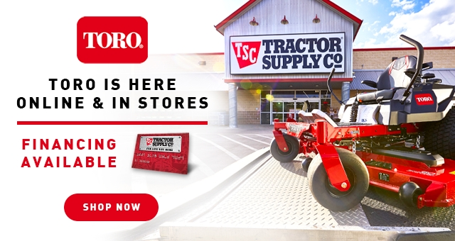 Toro - Tractor Supply Co.