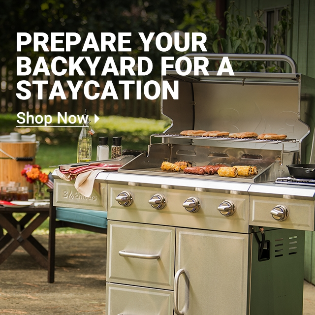 Prepare Your Backyard For A Staycation