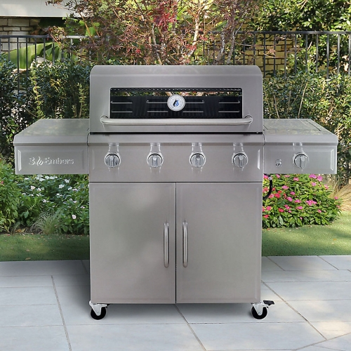 Grills, Smokers, Outdoor Cooking