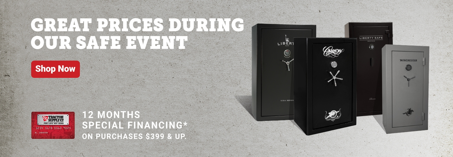 Great Prices on Safes