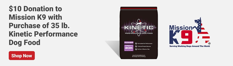 35 lb. Kinetic Performance Dog Food