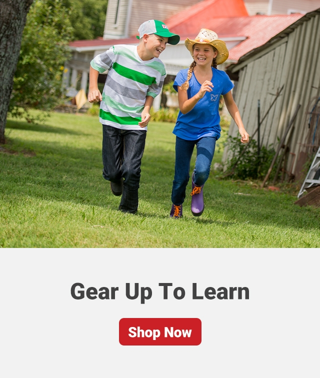 Gear Up To Learn