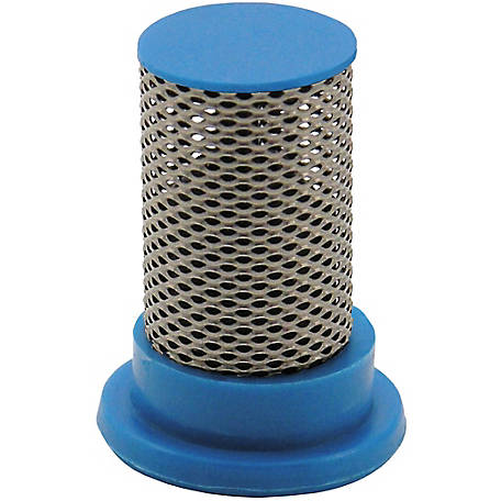 CountyLine Nozzle Filter Stainless Steel Tip Strainer, 50 Wires per inch, Pack of 4, Y8139002 4PK