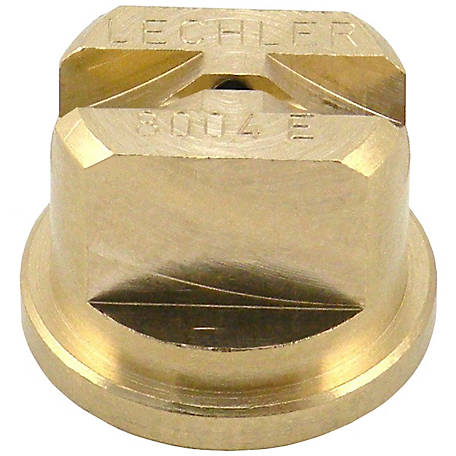 CountyLine Even Flat 80-04 B Spray Nozzle, Brass