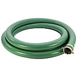 Abbott Rubber PVC Pump Suction Hose, 1-1/2 in. ID x 20 ft., 1240-1500-20-RP
