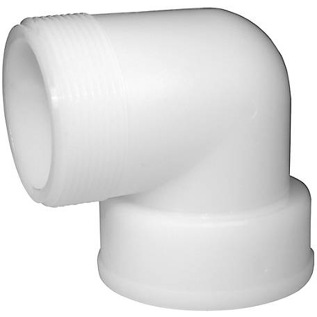 Green Leaf Nylon Street Elbow 1-1/2 in. MPT x 1-1/2 in. FPT