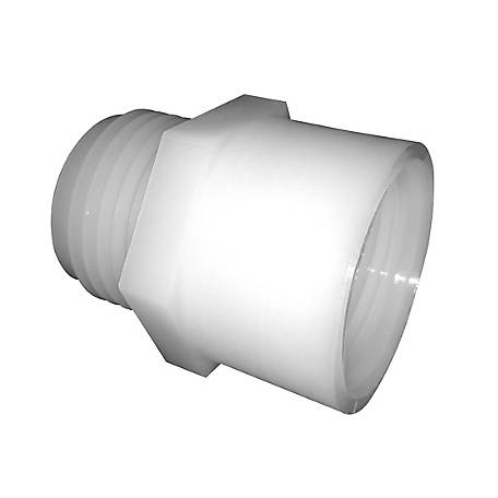 Green Leaf Nylon Garden Hose Adapter, 3/4 in. MGHT x 3/4 in. FPT