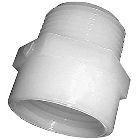 Green Leaf Nylon Garden Hose Adapter, 3/4 in. MPT x 3/4 in. FGHT