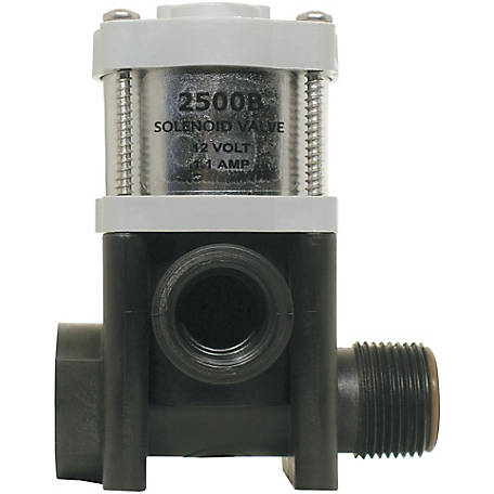 CountyLine Solenoid Shut Off Valve